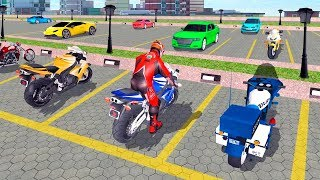 Tricky Bike Addictive Parking Master 3D - bike parking games - Gameplay Android game