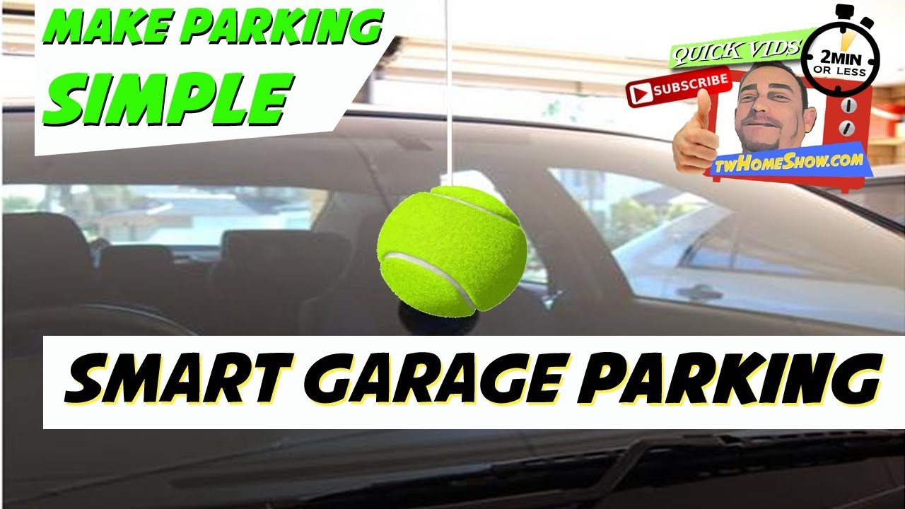 youtube garage right sensor dual parking aid watch laser park