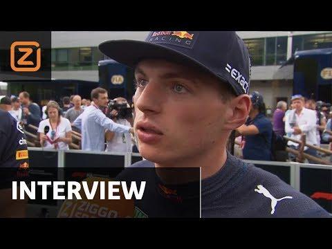 Max na kwali: 'Weet niet of Ricciardo op sodemieter moet krijgen'