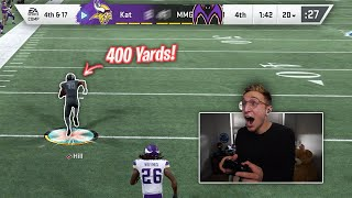 Tyreek Somehow Had 400 Yards This Game... Wheel of MUT! Ep. #27