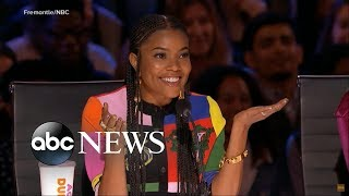 Celebrities support Gabrielle Union after 'America's Got Talent' departure l ABC News