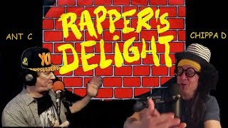 Chip Chipperson - Rappers Delight with Ant C