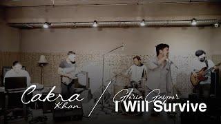 Gloria Gaynor - I will survive ( cover lagi )