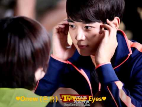 Onew (SHINee) - In Your Eyes (To The Beautiful You 아름다운 그대에게) OST