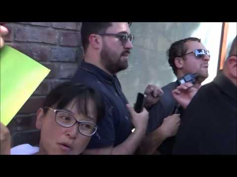 Yvette Felarca Arrested For Attacking Kyle Chapman