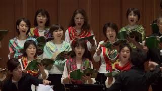 混声合唱の為のメドレー「オペラアリア」 モウ・マン・タイ 第4回演奏会