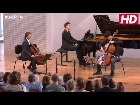 Master Class with Gautier Capuçon - Schubert: Sonata,