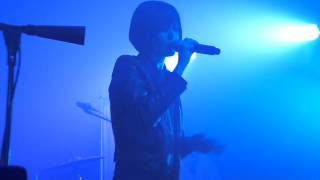 5/14 THE JEZABELS - TIME TO DANCE @ LINCOLN HALL CHICGO IL