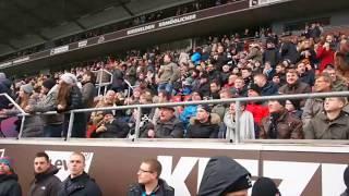 28.012018 Fußballspiel St Pauli gegen Darmstadt geil