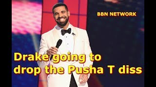 Drake going to drop the Pusha T diss