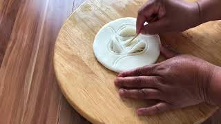 Nokshi Pitha / Crispy Rice Cake / নকশী পিঠা