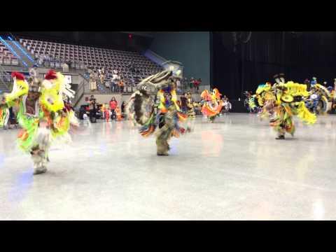 2015 Seminole Tribal Fair PowWow - Men
