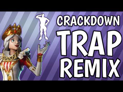 FORTNITE *NEW* CRACKDOWN (TRAP REMIX) Mp3
