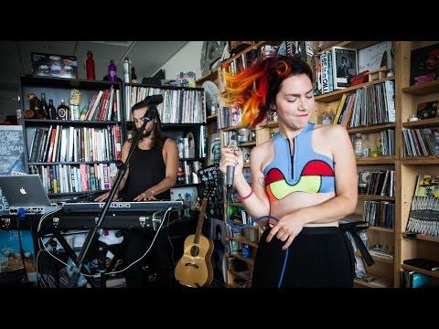 Genevieve: NPR Music Tiny Desk Concert