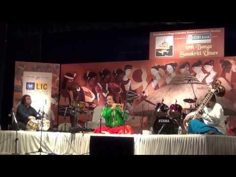 Jugal Bandi of Pandit Ronu Majumdar and Pandit Partha Bose...