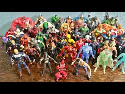 Mi Top 50 de Figuras de Marvel Universe. Parte 5 (final de temporada)