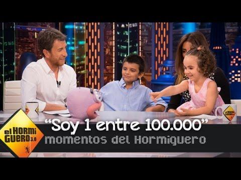 Alba y Lucas, protagonistas del documental de Penélope Cruz - El Hormiguero 3.0