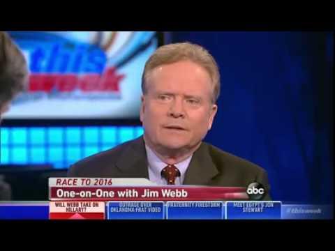Jim Webb: I