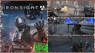 Ironsight, онлайн шутер, стрим игры