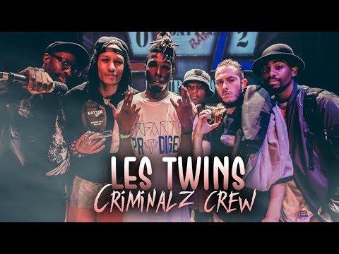 LES TWINS | CRIMINALZ CREW MEMBERS