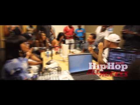 Benzino on Party Hardy Live Radio Show Presented by Hip Hop Weekly Magazine