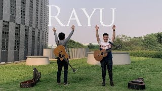 Rayu - Marion Jola ( Willy Anggawinata Cover + Lirik )