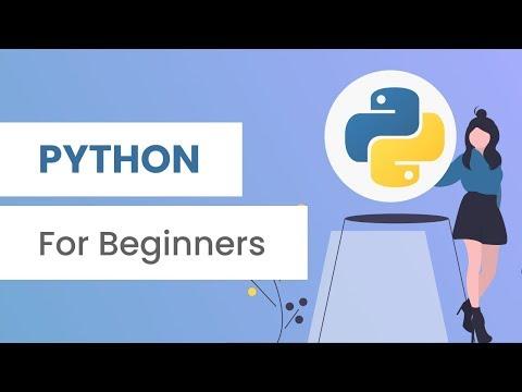 Learn Python For Beginners   Programming Tutorial thumbnail