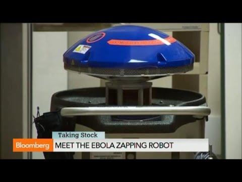 meet the xenex robot stock