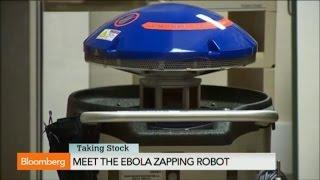 Meet Xenex's Ebola-Killing Robot