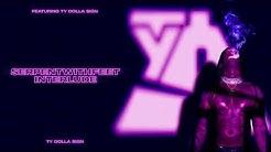 """""""Ty Dolla"""" ženklo ūgio svorio kūno statistika"""