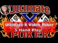 Double Bonus VIDEO POKER at the Plaza! You Can't Always ...