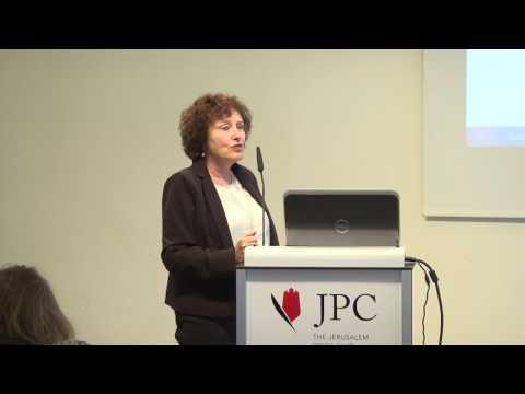 International MEDIA in israel Annual address regarding Israel's economy - Dr. Karnit Flug