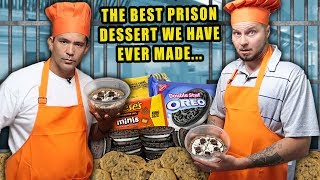 Making DIRT CAKE In Prison