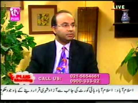 Dr Azim Khan on Indus TV (P4)