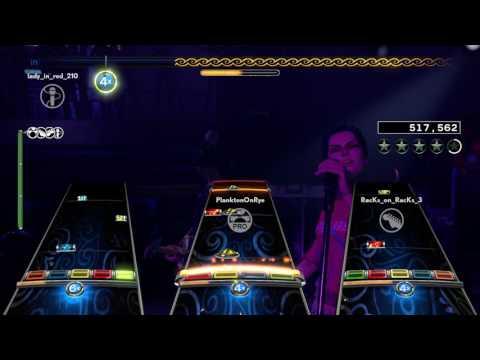 Rock Band 4  Breath  Breaking Benjamin  Full Band HD