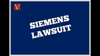 Siemens Lawsuit complaint overview