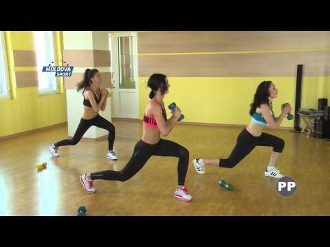 Total Body,,Lidia Vinogradova..Target Fitness..Moldova SPORT.