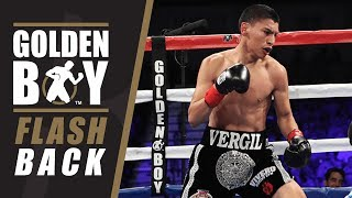 Golden Boy Flashback: Vergil Ortiz Jr. vs Jesus Alvarez (FULL FIGHT)