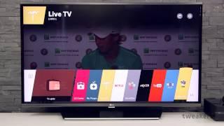 LG LF630V - WebOS 2 op hdtv zonder poespas