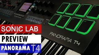 Nektar Panorama T4 - MIDI Controller Preview - Questions?