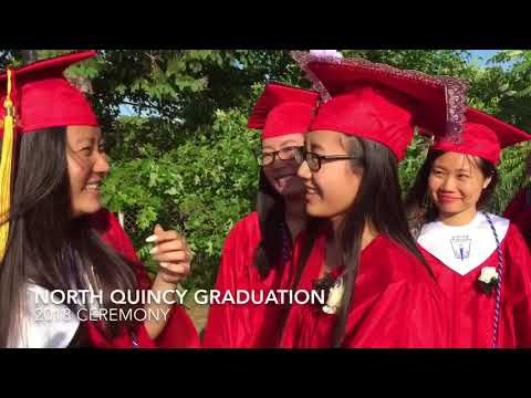 North Quincy Graduation 2018
