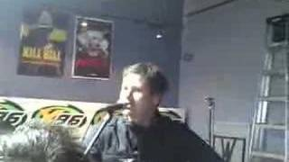 Angels & Airwaves Acoustic Performance