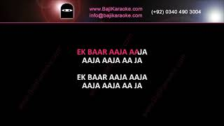 Jhalak dikhla ja - Video Karaoke - Himesh Reshammiya - by Baji Karaoke