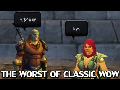 The Worst of Classic World of Warcraft thumbnail
