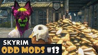 Skyrim Odd Mods #13 - DRUGS AND BREAD (Season Finale)