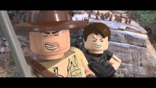 Lego Indiana Jones 2 Commercial