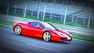 Ferrari 458 Italia - Prova - Test
