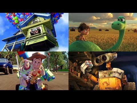 Top 7 Disney&Pixar Lessons (Part 4)