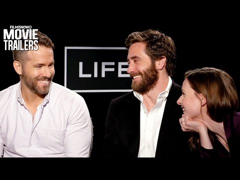 LIFE | What is Ryan Reynold's biggest fear?