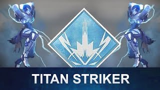 DESTINY 2 Striker / Stürmer Skillbaum (Deutsch/ German)